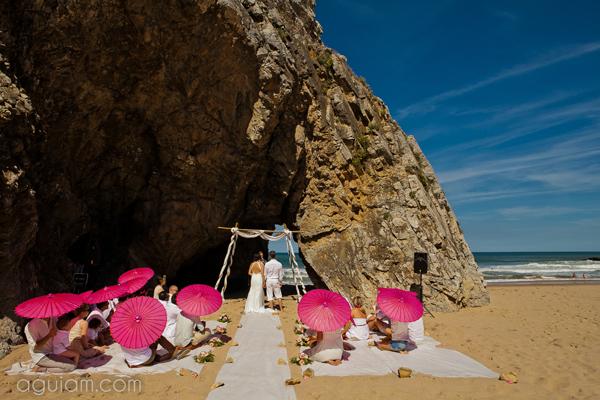 wedding location adraga portugal 3